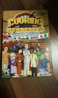 Cooking academy 2 PC