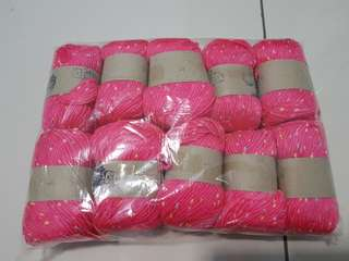 Milk cotton yarn 50g