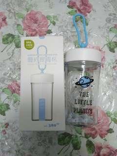 Tumbler free from BPA (380ml)( brand new)