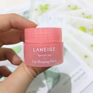 Laneige Lip Sleeping Mask 3gr