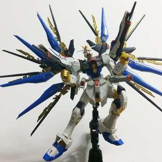 RG 1/144  14 Strike Freedom Gundam