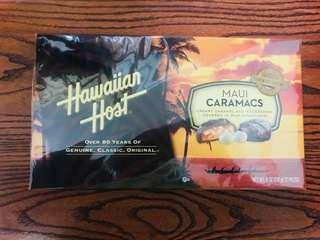 Hawaiin Host Maui Caramcs/ Hawaiin Host Kona Caramcs