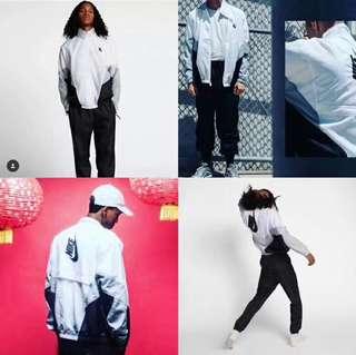 Nike lab heritage 90s  jacket