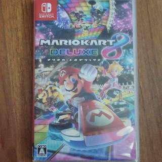 Mario Kart 8 Deluxe Switch version