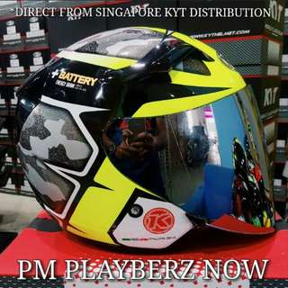 Kyt helmet Psb Approved