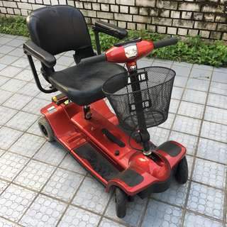 4 wheels mobility scooter