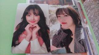 WTT GFRIEND Time For The Moon Night Photocard