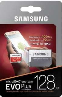 Samsung SDXC Card