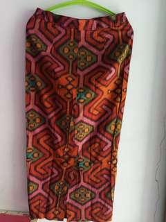 Rok Batik Sumba
