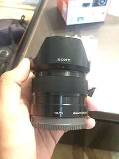 sony 35mm 1.8 oss