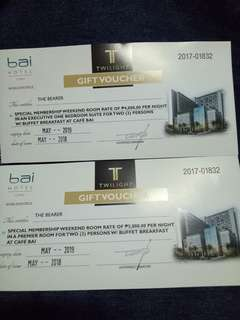 Bai Hotel Cebu Discounted Voucher