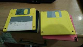 Floppy Disk (Props Only)