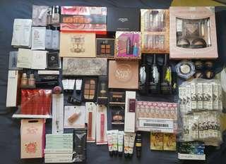 Assorted US brand Authentic Cosmetics