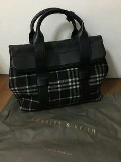 Charles and Keith two way use bag #winsb #July50