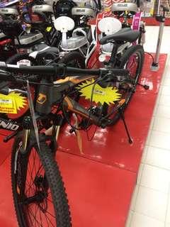 Sepeda Gunung United Bisa Credit Tanpa Kartu Credit