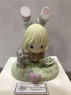Collectors' Club 119905 Precious Moments Figurines
