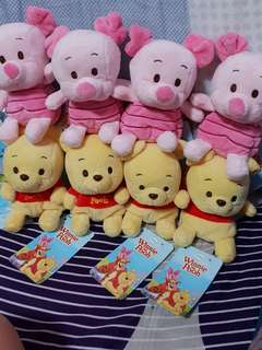 Winnie the Pooh 3 for $10