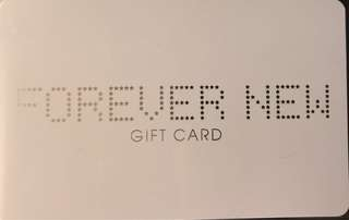 $50 FORVER NEW GIFT VOUCHER