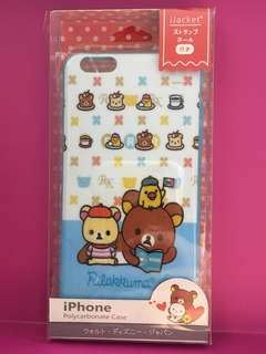 Rilakkuma iPhone 6+ case