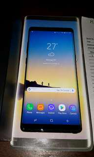 Samsung Galaxy Note 8 Duos (64GB Complete)