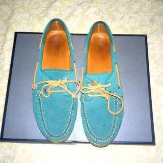 Sepatu Zara Man Suede