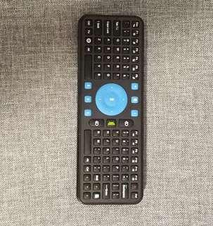 2.4G 無線 keyboard & remote