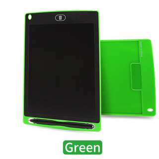 "*New* LCD Writing Tablet - [8.5""] [Green Cover]"