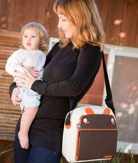 Benbat Yummigo Booster Seat & Storage Case