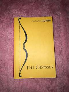 THE ODYSSEY VINTAGE HOMER