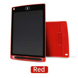 "*New* LCD Writing Tablet - [8.5""] [Red Cover]"
