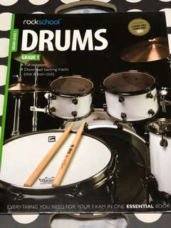 Rockshool Grade 1 Drum