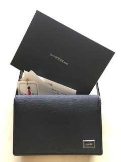 Porter Tokyo Wallet 真皮小錢包 11x7cm