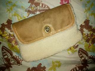 The Face shop Wool pouch!