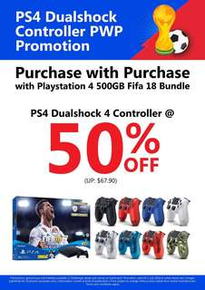 wanna buy pwp ps4 controller