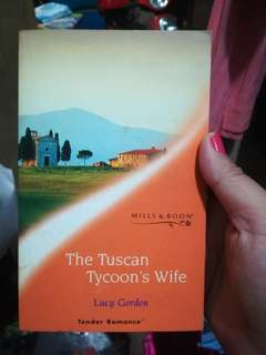 Mills and Boon Tender Romances: The Tuscan Tycoon's wife