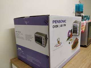 Pensonic AE-19N 19L Electric Oven