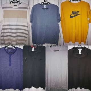 Preloved branded mens tshirts
