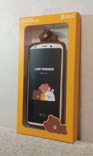 Line Friends Samsung S9 COVER