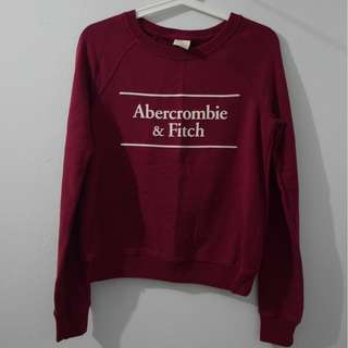 Original Abercrombie & Fitch Sweater