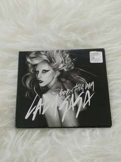 Lady Gaga CD