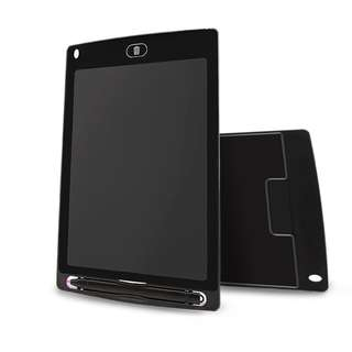 "*New* LCD Writing Tablet - [8.5""] [Black Cover]"