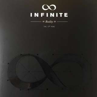 WTS INFINITE Reality Album Limited Edition