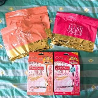 Japan sheet masks