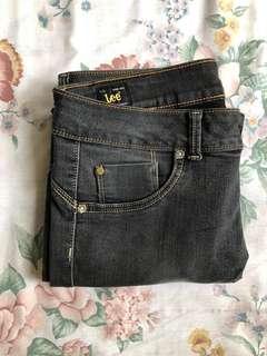 Lee low waist jeans