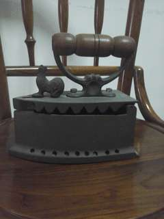 Vintage Antique Iron