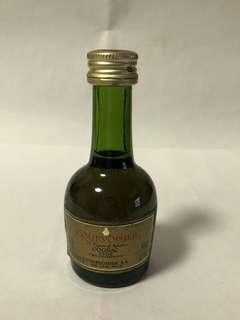 COURVOISIER vsop拿破崙酒辦3cl