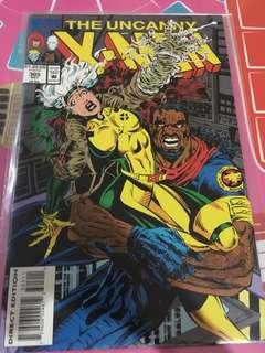Uncanny X-Men #305