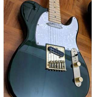 Richie Kotzen Telecaster Replica + Accessories
