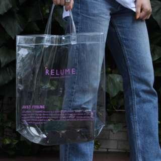 🚚 Journal Standard PVC手提購物袋