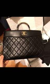 Chanel 黑色 手袋